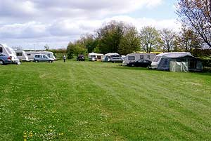 Wellhouse Farm Caravaning & Camping Park, Stocksfield, Northumberland, UK